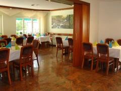 Hotel Haselgrund Restaurant Saal