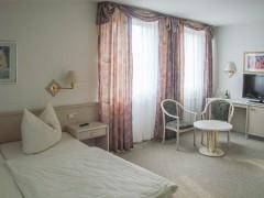 Doppelzimmer im Hotel Haselgrund, Steinbach-Hallenberg