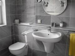 Badezimmer Hotel Haselgrund