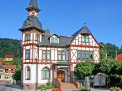 Rathaus Steinbach Hallenberg