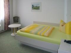 Einzelzimmer im Hotel Haselgrund, Steinbach-Hallenberg